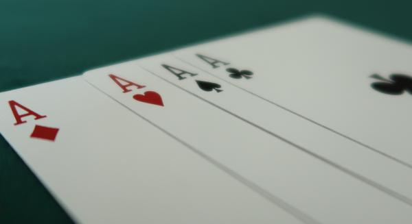 Los cuatro ases… o reyes